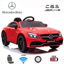 Infant car 12v Mercedes C63