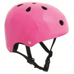 CASQUE DE PROTECTION ROSE