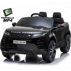 Range Rover eléctrico para...