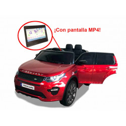 LAND ROVER DISCOVERY MP4...