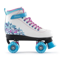 SKATES FOUR-WHEELED VISION-WHITE