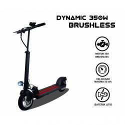 PATINETE ELÉCTRICO PLEGABLE  DYNAMIC 350W
